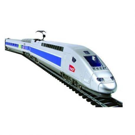 Trenulet Electric de Mare Viteza TGV POS Mehano