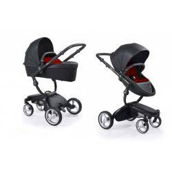 Carucior 2in1 Xari Flair Black - Mima