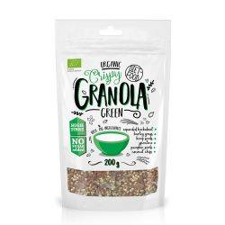 Granola bio cu green mix x 200g Diet Food
