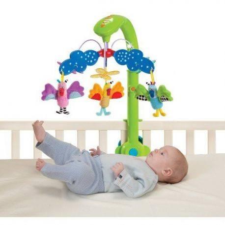 Carusel muzical - Ratustele Vesele cu proiectie Taf Toys