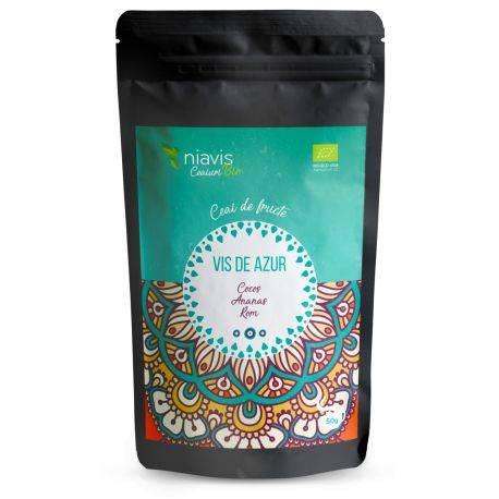 Ceai Ecologic/BIO Vis de Azur x 50g Niavis