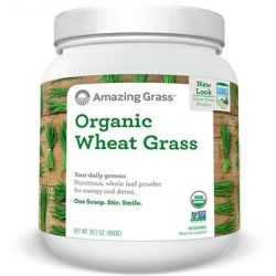Green Superfood Iarba de Grau x 30portii (240g) Amazing Grass