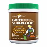 Green Superfood Iarba de grau cu ciocolata pentru copii x 30portii Amazing Grass