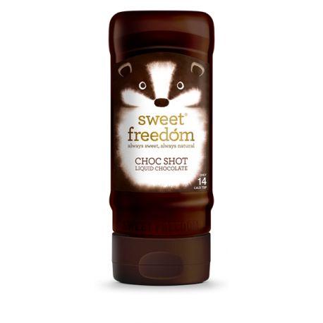 Sirop de ciocolata Choc Shot x 320g Sweet Freedom