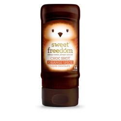 Sirop de ciocolata Choc Shot Orange Spice x 320g Sweet Freedom
