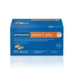 Orthomol Immun Junior C Plus Portocala x 30 tb masticabile