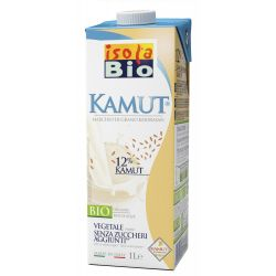 Bautura bio din kamut fara lactoza x 1000ml Isola Bio