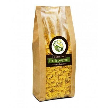 Paste Fusilii din orez, porumb si quinoa x 400g Farmo