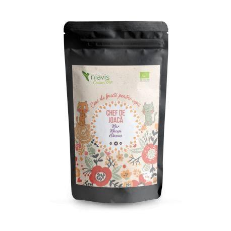 """Ceai pentru copii Ecologic/BIO """"Chef de Joaca"""" x 50g Niavis"""