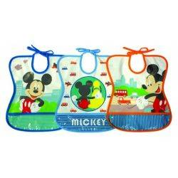 Baveta Mickey/Minnie Mouse - First Years