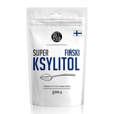 Xilitol indulcitor natural x 500g Diet Food
