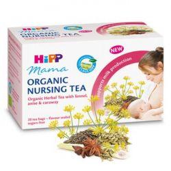 Hipp Ceai BIO pentru ajutarea lactatiei (20 pliculete) x 30g