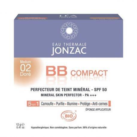 BB Compact - Fond de ten SPF50 - ten inchis - Jonzac