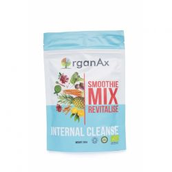 Smoothie Mix, Revitalise Detox x 120g OrganAx