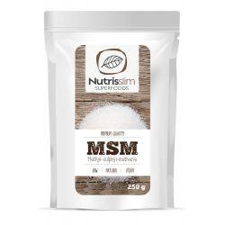 Pudra MSM metil sulfonil metan x 250g Nutrisslim