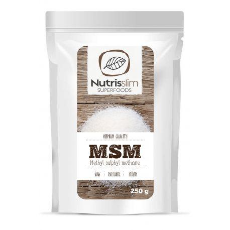 Pudra MSM x 250g Nutrisslim