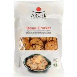 Crackers Tamari ECO fara gluten x 80g Arche Naturkuche