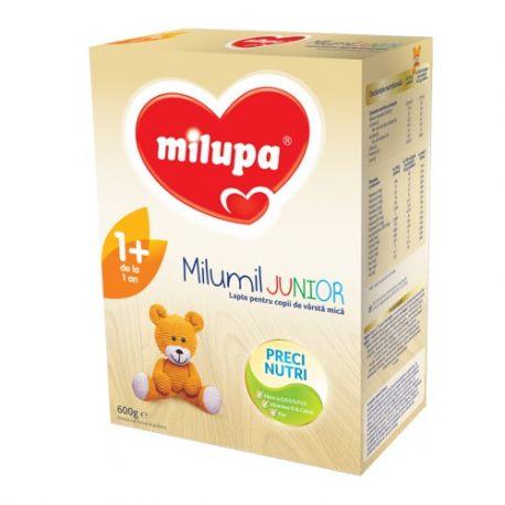 Lapte praf Milumil Junior 1+ x 600g Milupa