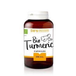 Bio Turmeric x 200 capsule Diet Food