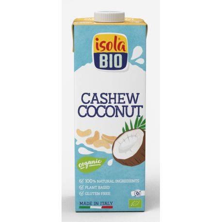 ECO Bautura din nuci caju si cocos x 1000ml Isola Bio