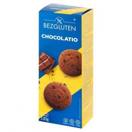 Biscuiti fara gluten cu crema de cocos x 210g Bezgluten