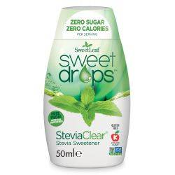 Sweet drops cu stevie x 50ml SweetLeaf