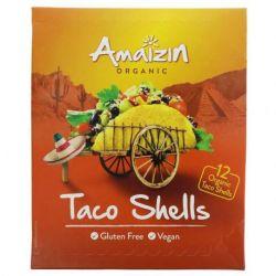 Foi pentru taco fara gluten, ECO x 150g Amaizin Organic