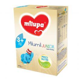 Lapte praf Milumil Junior 3+ 3 ani x 600 g Milupa