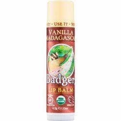 Balsam de buze Vanilla Madagascar x 4.2g Badger