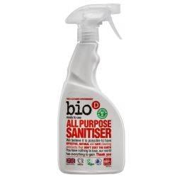Spray de curatat pentru suprafete multiple, vegan x 500ml Bio-D