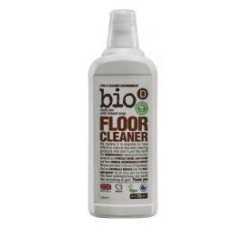 Solutie de curatat podeaua cu sapun de in hipoalergenic, vegan x 750ml Bio-D