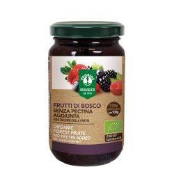 Gem fructe de padure fara zahar, fara pectina x 220g Probios
