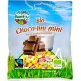 Drajeuri de ciocolata Choco-lini mini fara gluten ECO x 100g Okovital