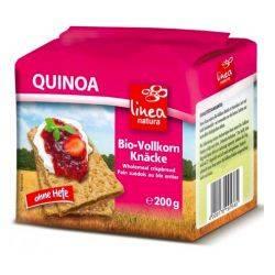 Faina de secara integrala si quinoa sunt provenite din agricultura ecologica.