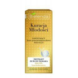 Crema contur ochi hidratanta antirid cu extract de melc x 15ml Bielenda