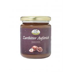 Crema eco de ciocolata neagra cu alune de padure fara gluten x 250g Eisblumerl