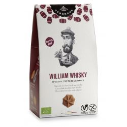 Biscuiti eco fara gluten William Whisky cu ciocolata si whisky x 120g Generous