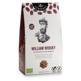 Biscuiti eco fara gluten William Whisky cu ciocolata si whisky x 120g Generous
