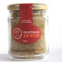 Condiment palestinian ZaAtar x 80g Zaytoun