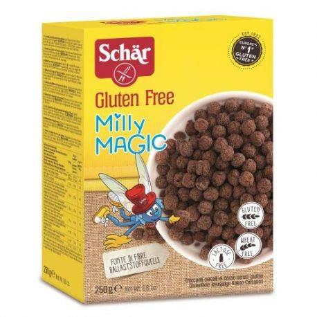 Milly Magic Pops - Cereale invelite in ciocolata x 250g - Dr. schar
