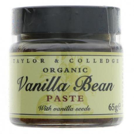 Pasta de vanilie x 65g Queen Taylor & Colledge