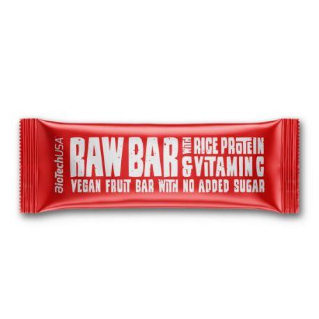 Baton proteic raw x 40g Biotech