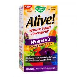 Alive! Once Daily Women Ultra x 30tb Natures Way