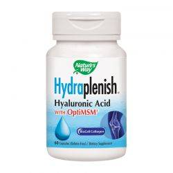 Hydraplenish Plus MSM x 60cps Natures Way