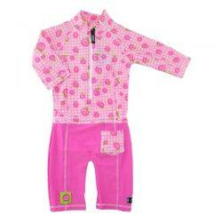 Costum de baie Baby Rose protectie UV,Swimpy