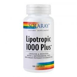 Lipotropic 1000 Plus x 100cps Solaray