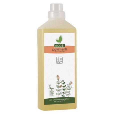 Solutie pentru pardoseli cu ulei esential de pin ECO x 1000ml Ecosi