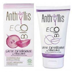 Lapte demachiant extract struguri rosii ECO x 150ml Anthyllis