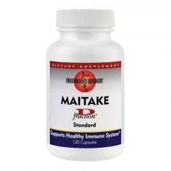 Maitake D-fraction x 120cps Mushroom Wisdom