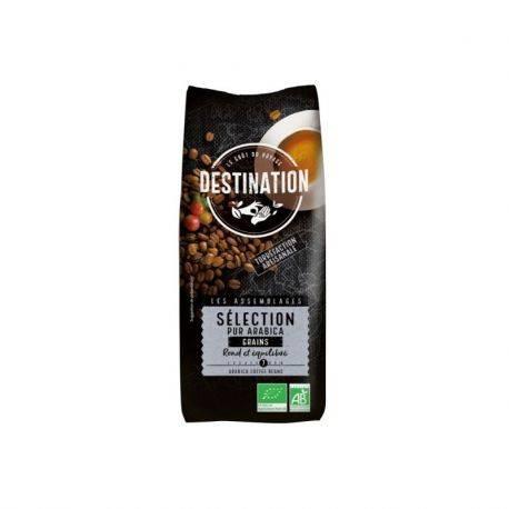 Cafea boabe selection Pur Arabica eco x 250g Destination